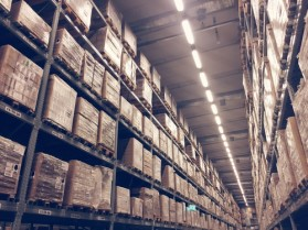 Склад в Польше - IKA Logistic